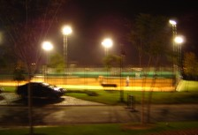 Iluminación Nordelta Tenis 2