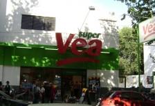 Super Vea - fachada